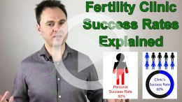 Video Link to Fertility Clinic Success Rates