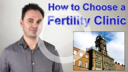 Video Link to How to Choose a Fertility Clinic